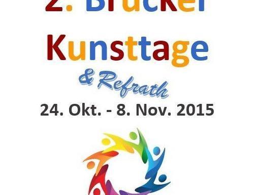 Brücker Kunsttage 2015 auch in Refrath