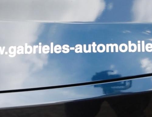 Video für Gabrieles Automobile – Haben Sie schon ein Video auf der Homepage?
