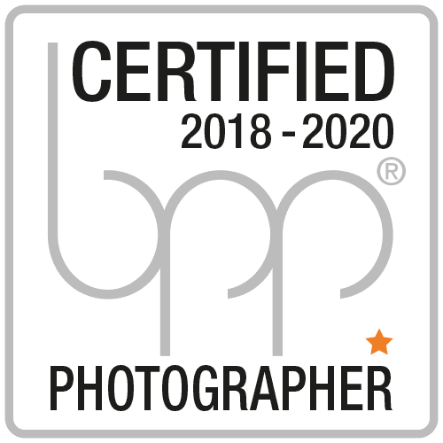 Zertifizierung für Fotostudio Enric Mammen vom bund professioneller portraitfotografen bpp